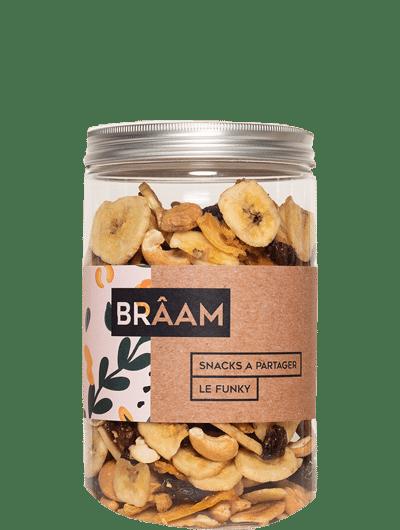 Fruits et snacks Funky Brâam