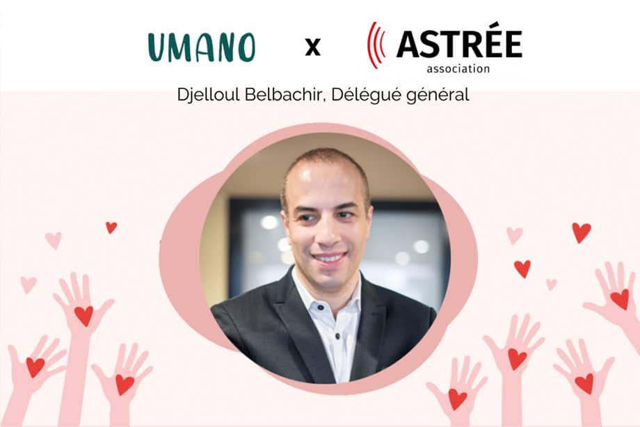 delegue general de l'association astree