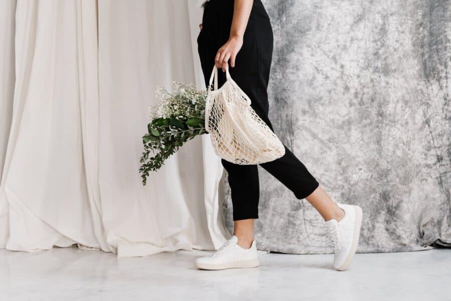 un sac réutilisable pour favoriser le développement durable
