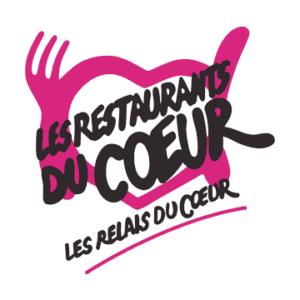 Logo Restaurants du coeur