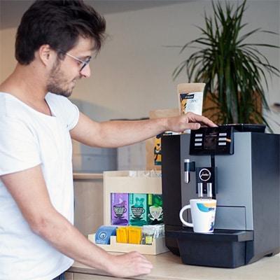 Machine à café Brâam